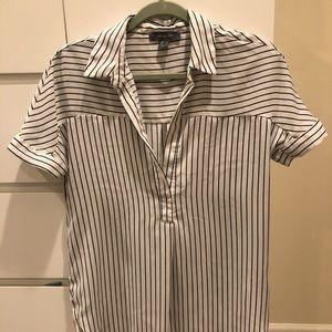 Summer short sleeves, loose fit shirt